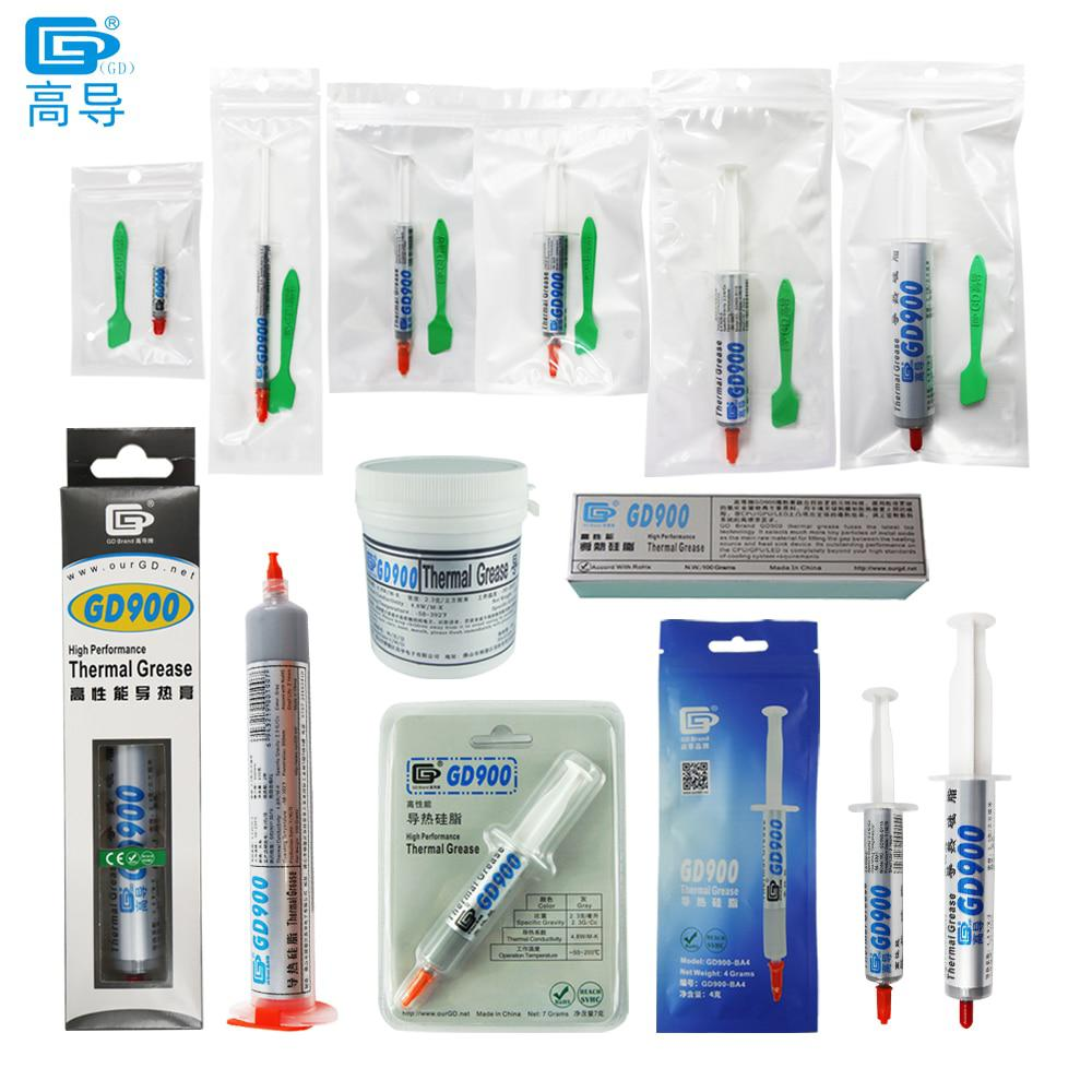GD Brand Thermal Conductive Grease Paste Silicone GD900 Heatsink Compound