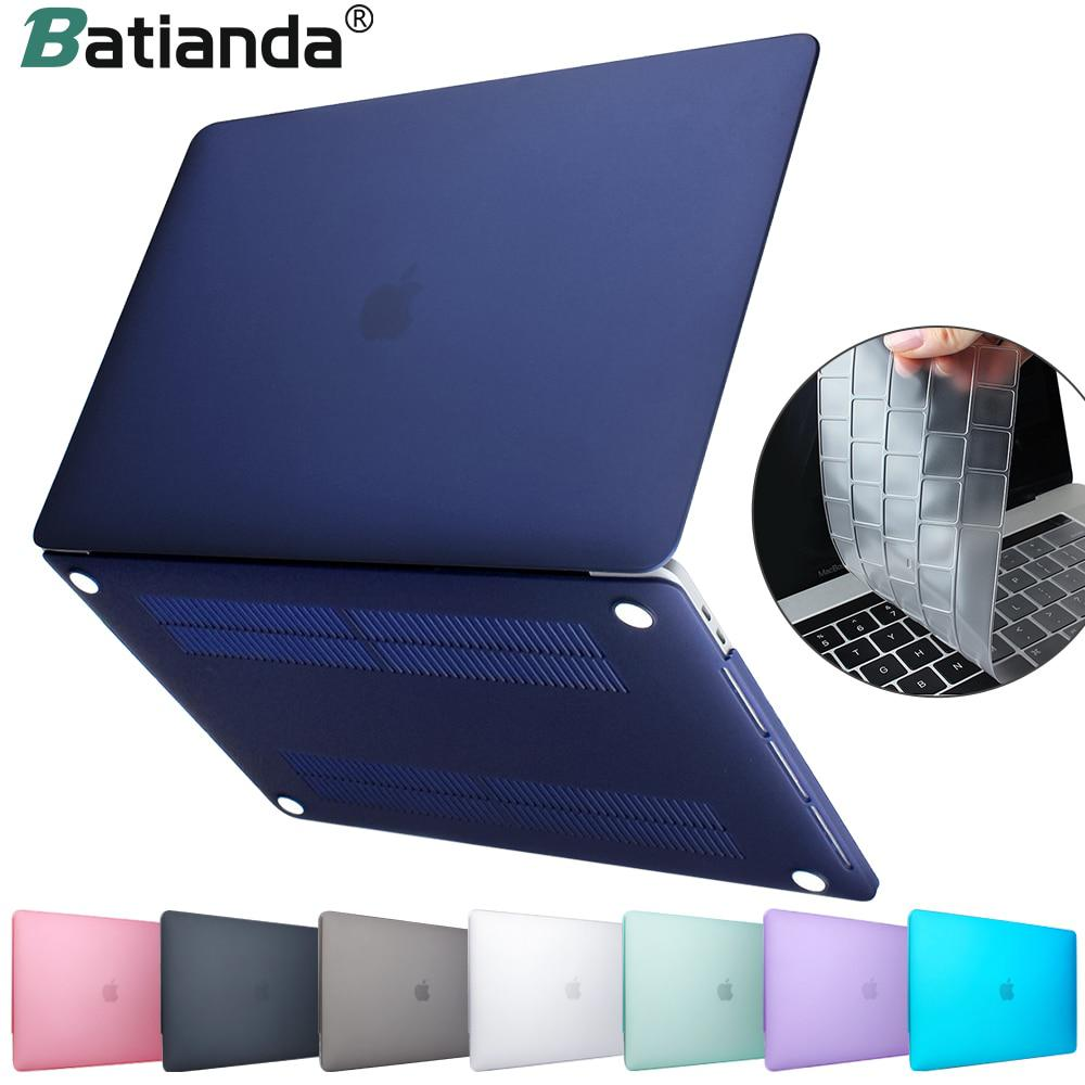 New Hard Crystal Matte Frosted Case Cover Sleeve for MacBook