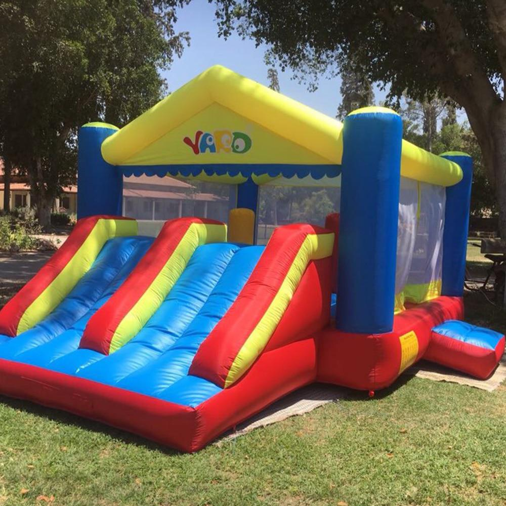 Used Yard Toys : Yard home used outdoor children inflatable bouncer cheap
