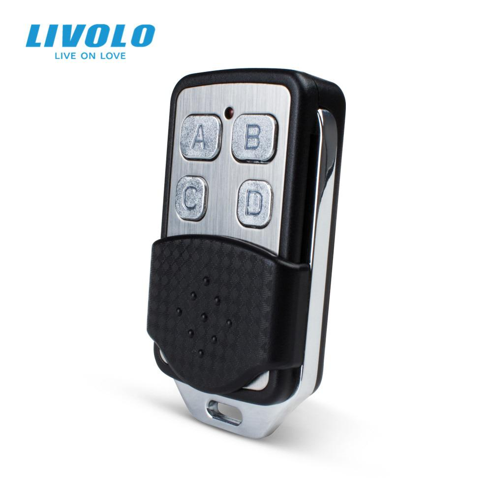Free Shipping, Livolo Wall Light Switch Accessaries, RF Mini Remote
