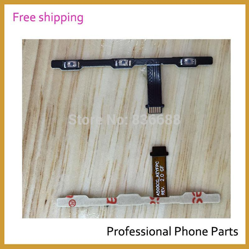 Volume originale interruttore on off button key flex cable per