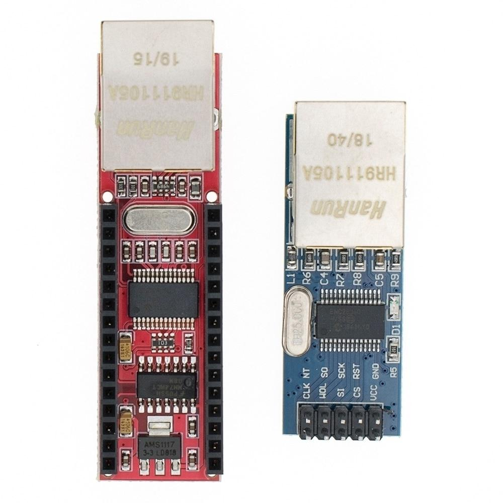1 pcs ENC28J60 SPI interface réseau module Ethernet module (mini
