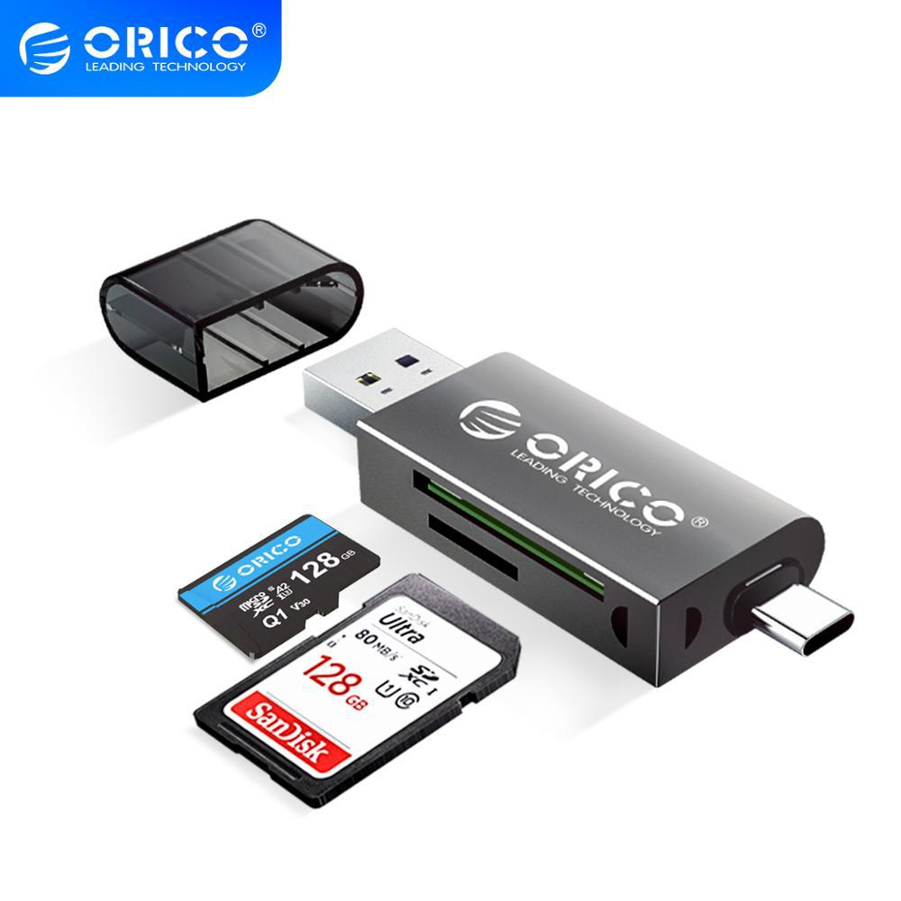 ORICO CRS12 USB 3.0 TF Card Reader 5Gbps SuperSpeed Transmission