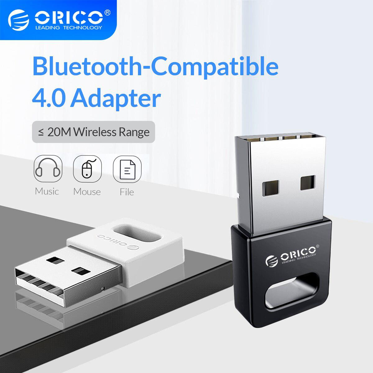 ORICO BTA-403 Adaptador Bluetooth USB 4.0 Portátil Bluetooth 4.0 Adaptador