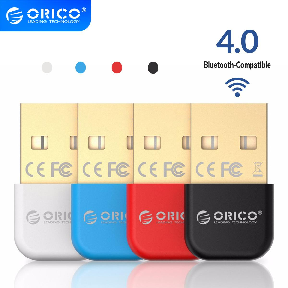 Orico bta inalámbrico adaptador bluetooth usb 4.0 dongle bluetooth music