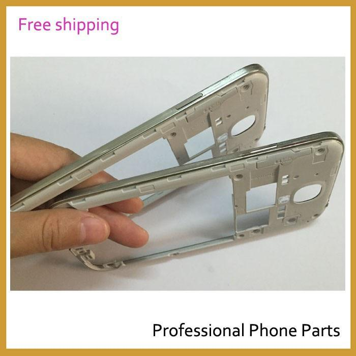 New625 Posteriore Housing Medio Cornice Bezel Case Cover Per Samsung