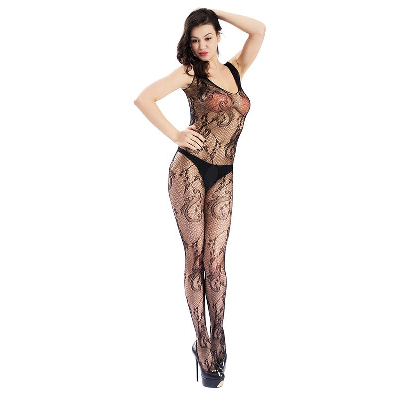 Sexy lingerie lace perspective temptation women's erotic underwear thong two