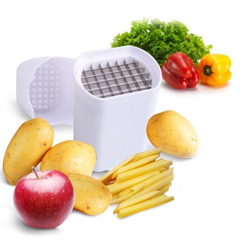 Perfetto Le Patate Fritte Fry Cutter Verdura Naturale Francese Fry