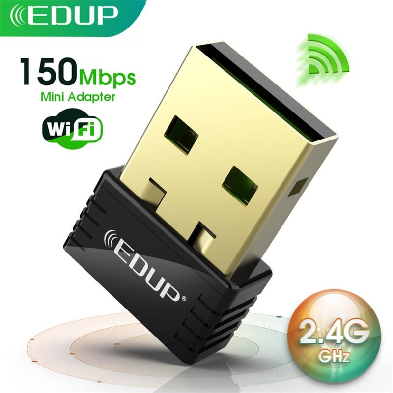 EDUP mini usb wireless wifi adapter 150 mbps wlan-empfänger 802.11n