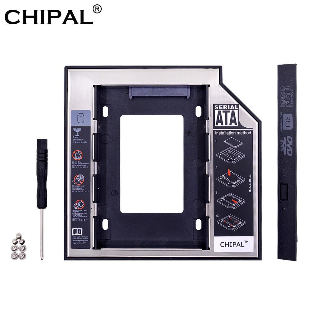 CHIPAL Universale SATA 3.0 ° HDD Caddy 12.7mm per 2.5