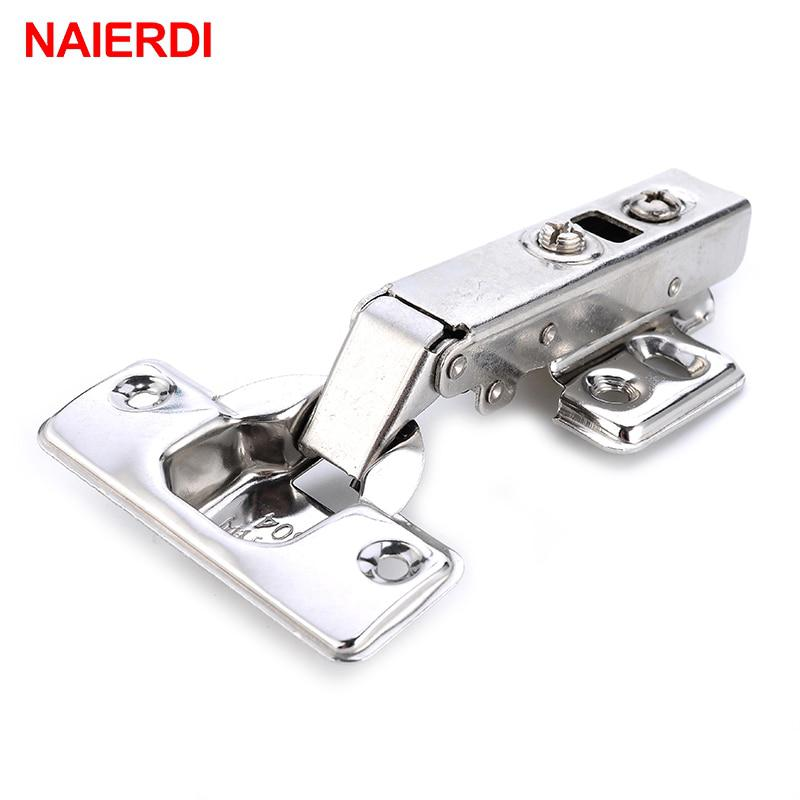 NAIERDI C Series Hinge Stainless Steel Door Hydraulic Hinges Damper