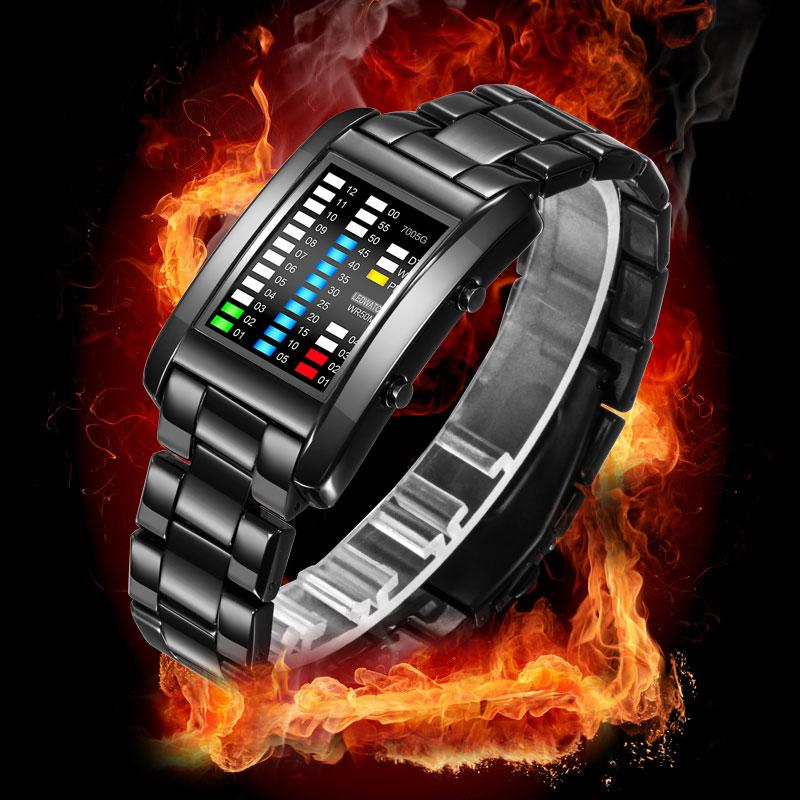 SKMEI 2017 New popular Brand Men luxury creative Watches digital