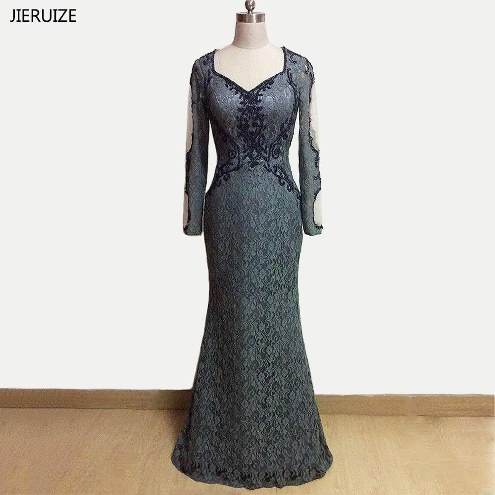 84763b1e329 Long Occasion Dresses With Sleeves - Gomes Weine AG