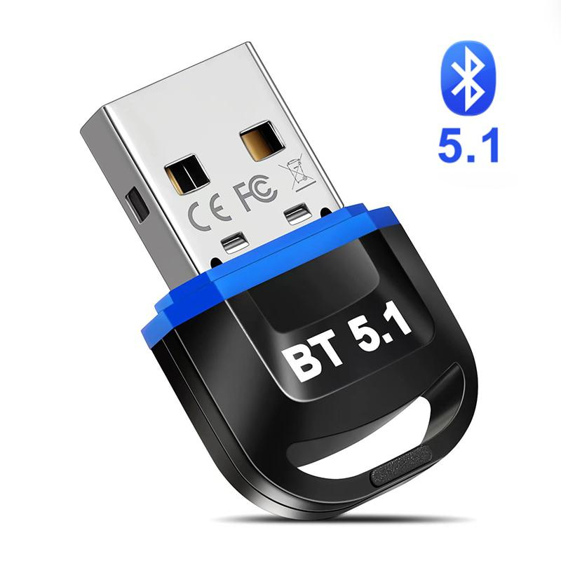 Adaptador USB inalámbrico Bluetooth V4.0 Dongle Bluetooth Music Adaptador Del