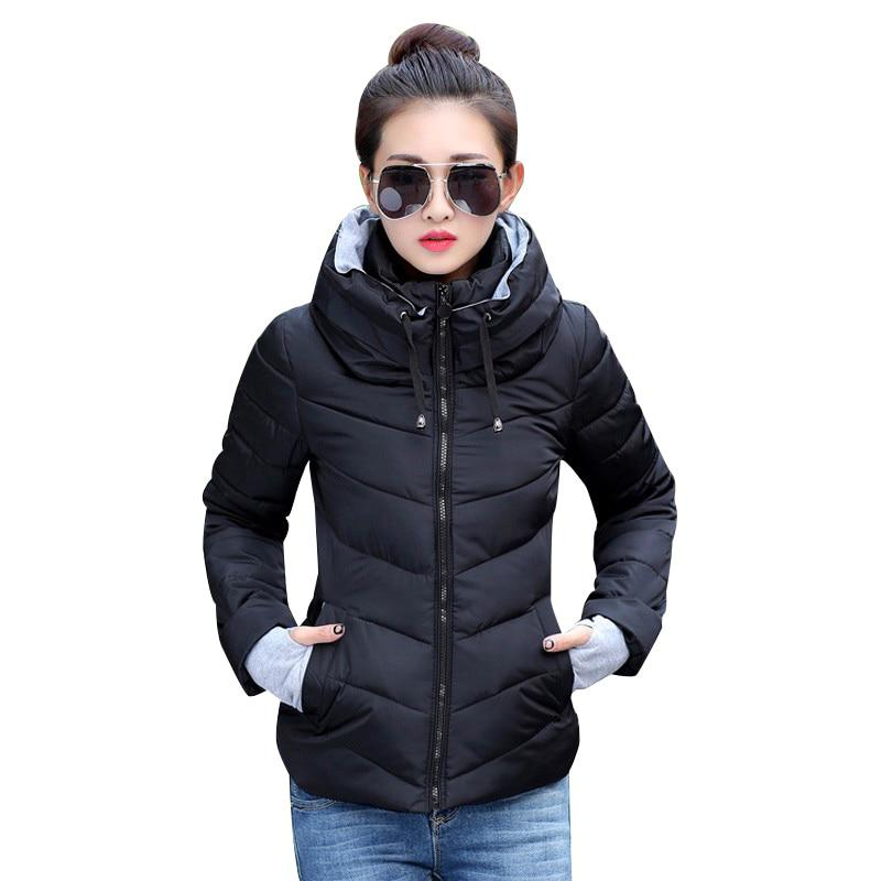2017 donne Giacca Invernale Plus Size Womens Parka Ispessisce Tuta