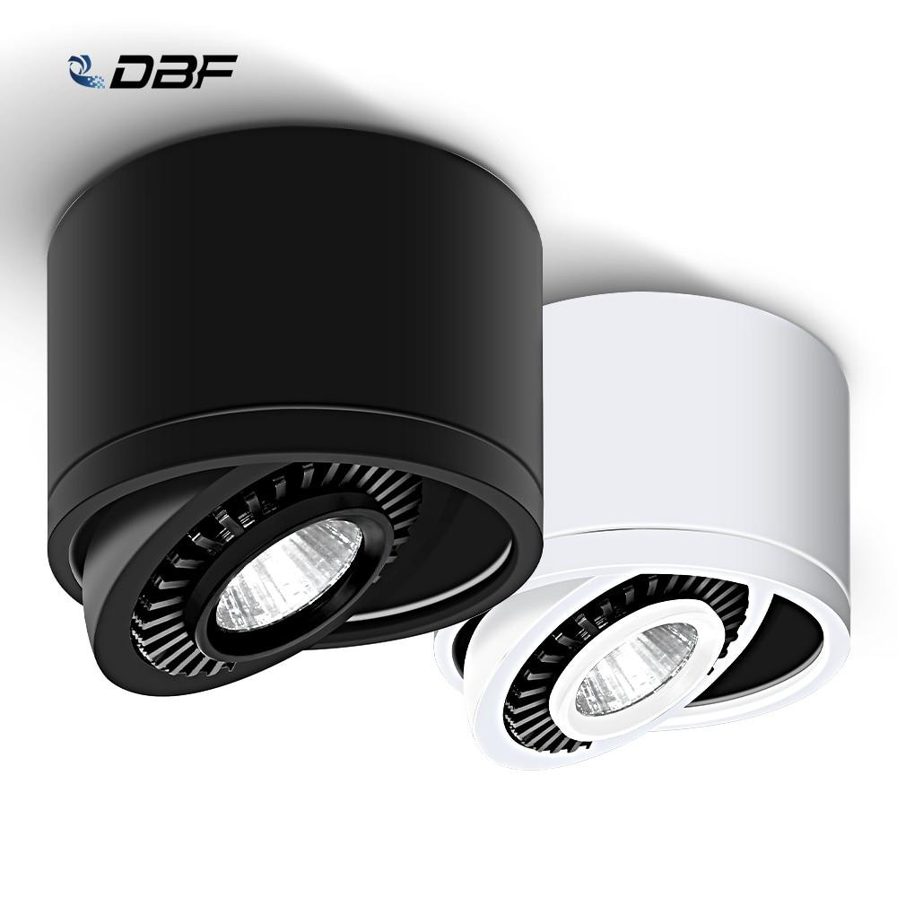 Surface Mounted regulable LED COB Downlight 5 W/7 W/9 W/15