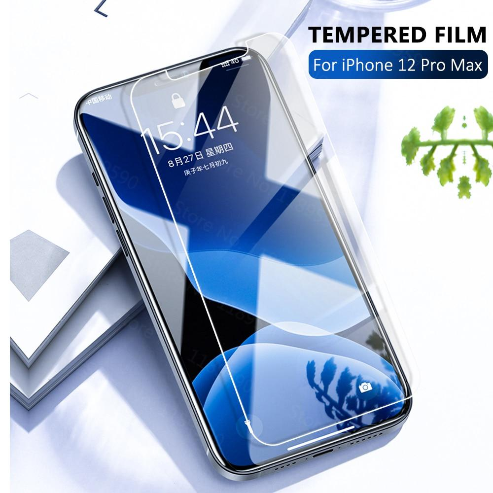 2.5D 9H Tempered Glass For iPhone 7 6S 5 5S