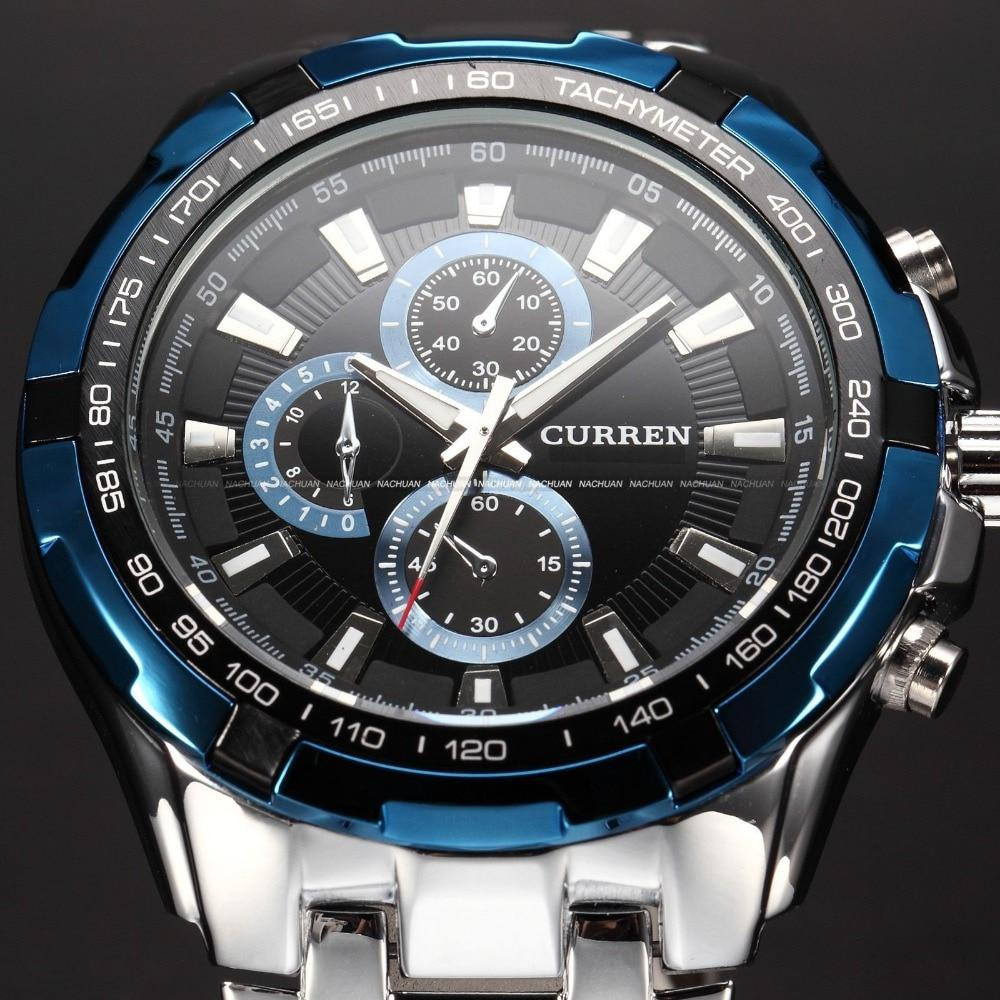 2016 Mens Watches Top Brand Luxury Men Military Wrist Watches