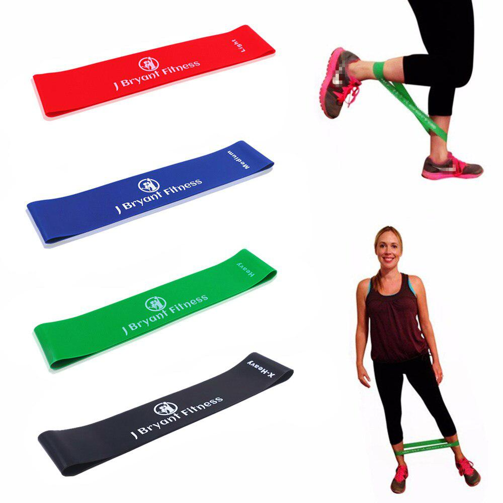 Bande di resistenza Rubber Band Workout Fitness Gym Equipment gomma
