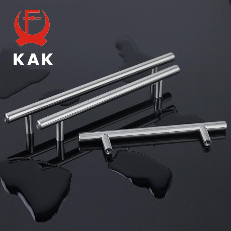 "KAK 4"" ~ 24'' Stainless Steel Handles Diameter 10mm Kitchen"