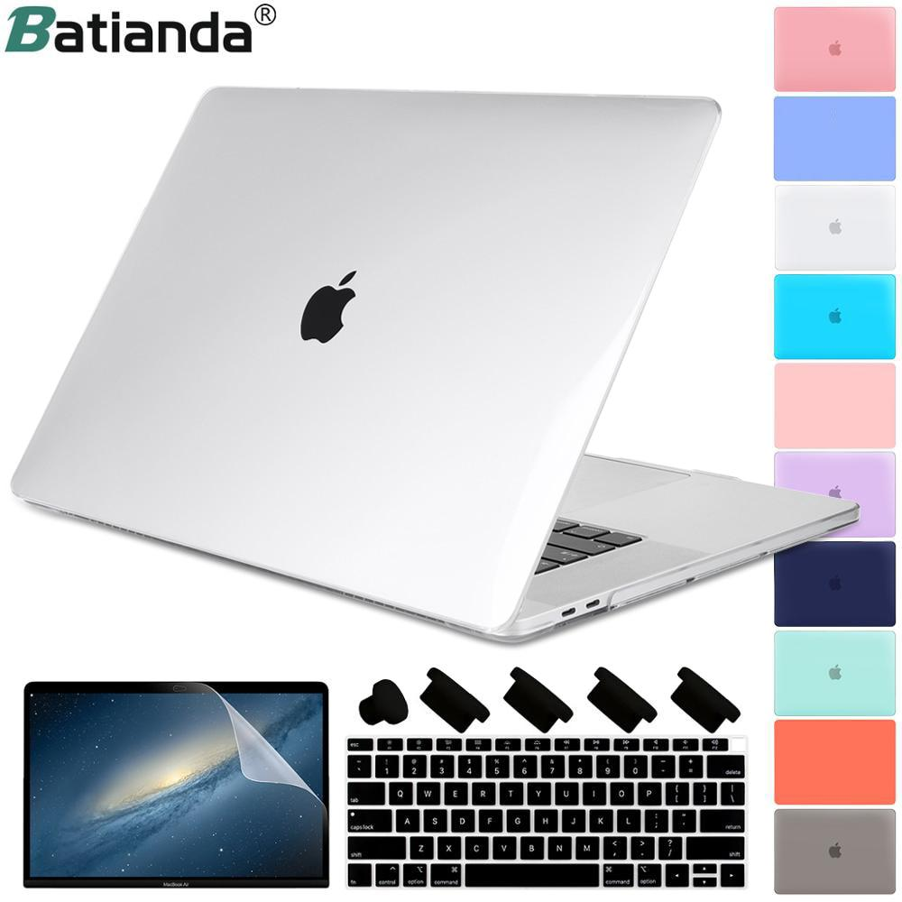 For New MacBook Pro 13 15 Case 2016 2017 A1706
