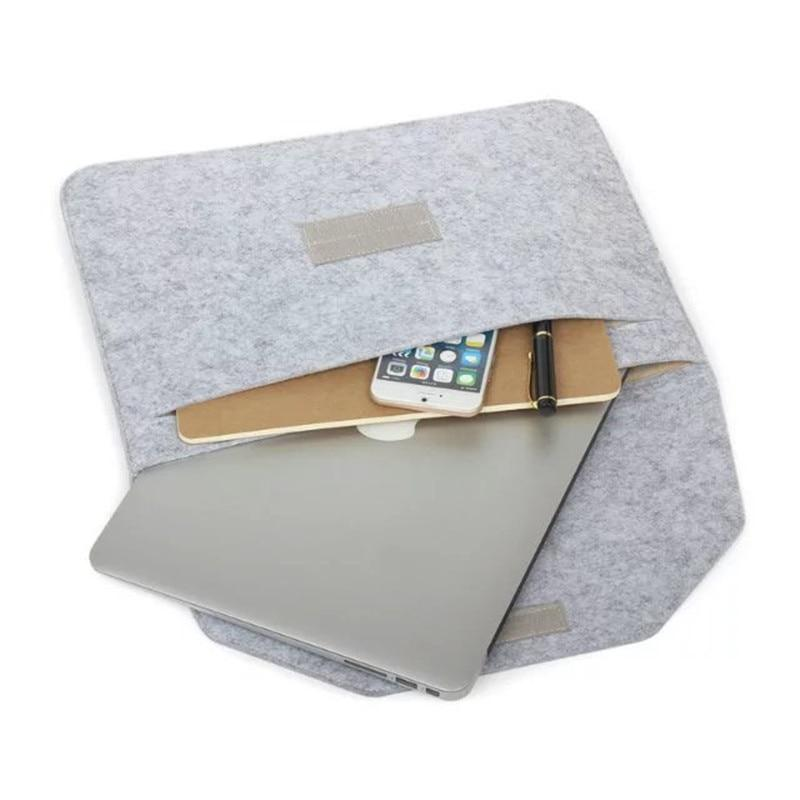 New Fashion Soft Sleeve Bag Case For Apple Macbook Air