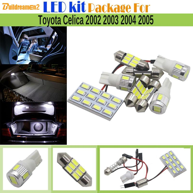int rieur de la voiture led kit paquet 5630 smd ampoule. Black Bedroom Furniture Sets. Home Design Ideas