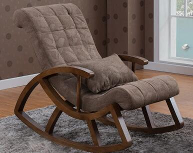 rocking chair adult solid wood chairs leisure chai. Black Bedroom Furniture Sets. Home Design Ideas