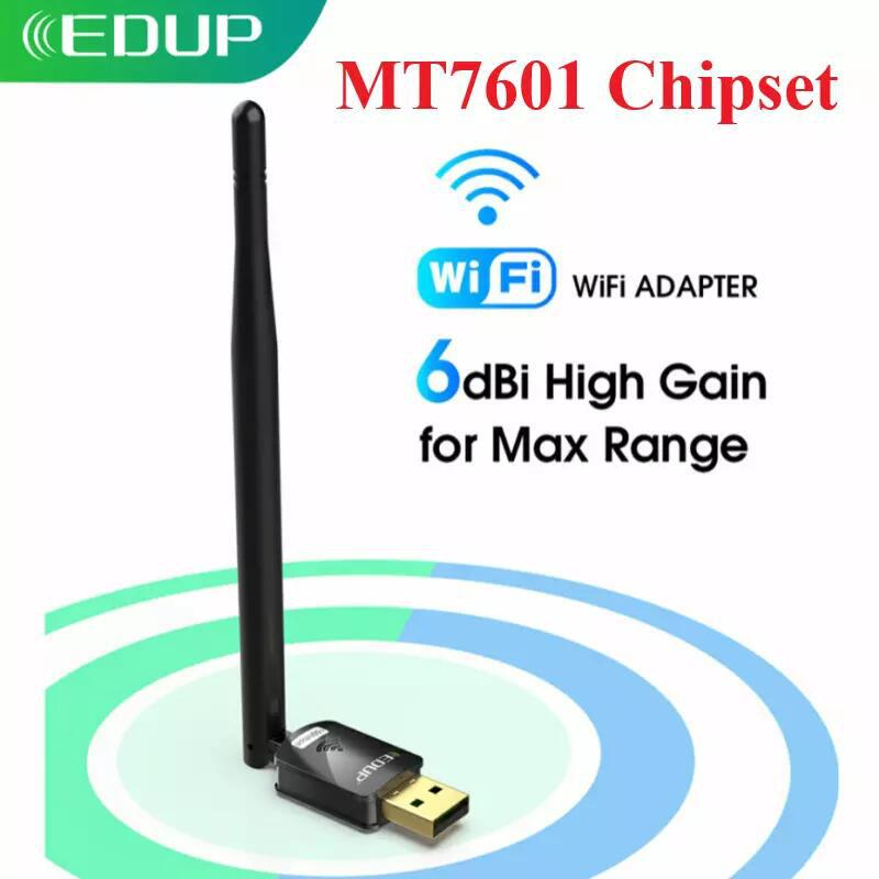 EDUP usb wifi adapter 150 mbps high gain dbi wifi