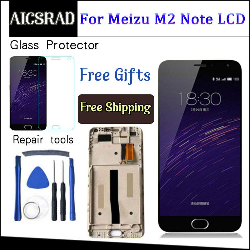 LCD Display + Digitizer Touch Screen assembly For Meizu M571
