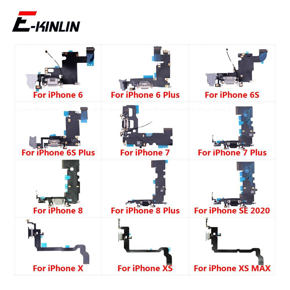 High Quality Charging Flex Cable For iPhone 4 4S 5