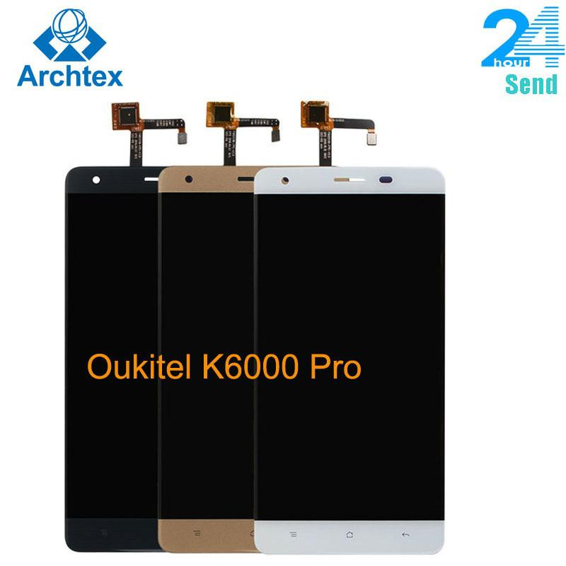 For Oukitel K6000 Pro LCD in Mobile phone LCD Display