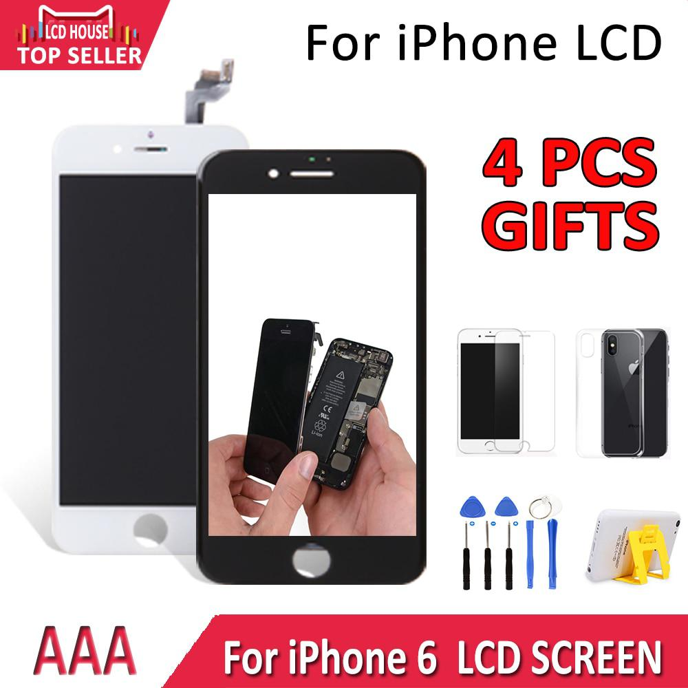 2017 aaa per iphone 6 lcd touch screen digitizer assembly