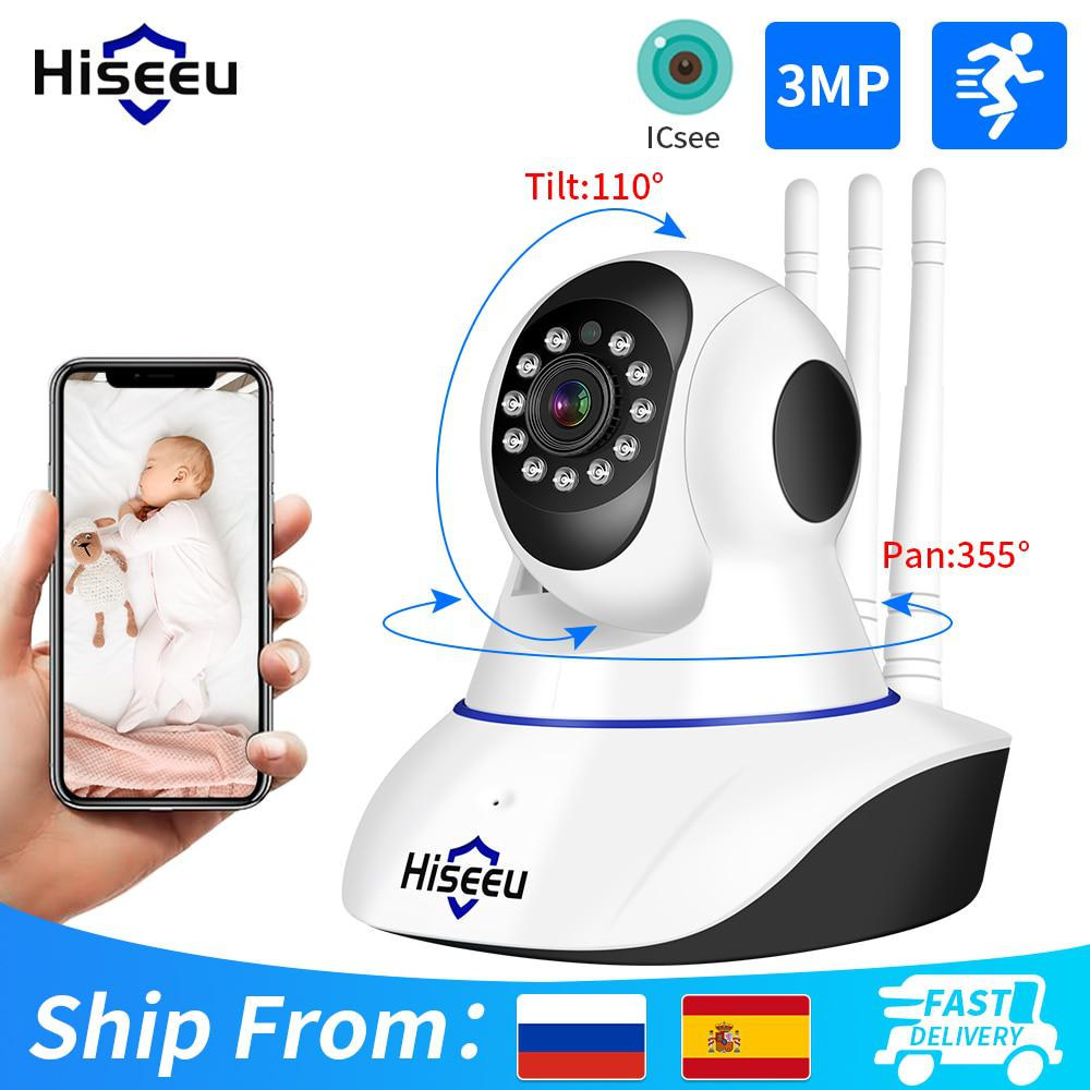 Hiseeu 1080 P Ip-kamera Wireless Home Security Ip-kamera Überwachungskamera Wifi