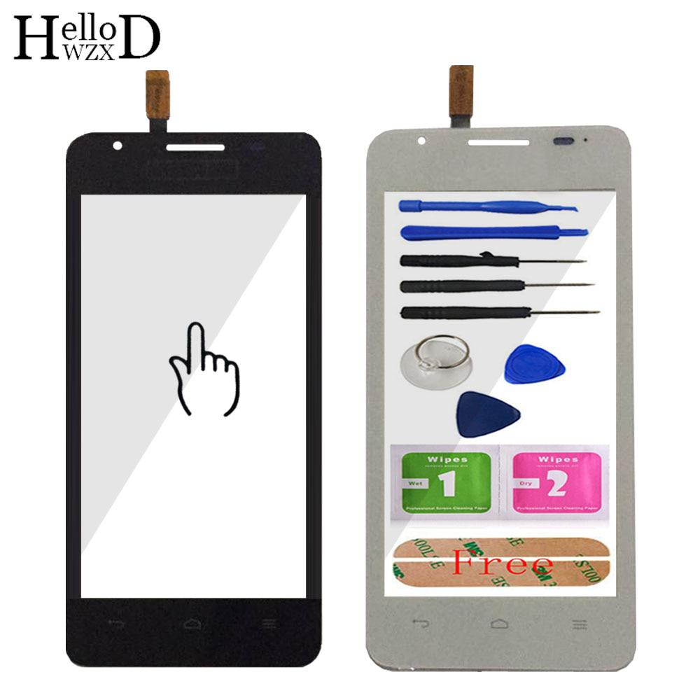 Touch screen frontale per huawei ascend g510 g520 g525 u8951