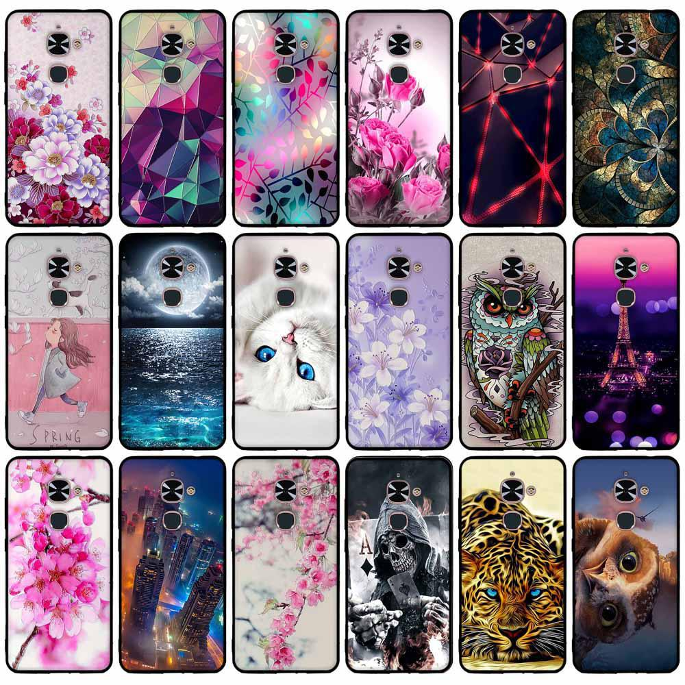 3D Relief Soft Tpu Case Protective Cover For Letv Le