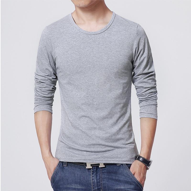 2017 MRMT men's T shirt 3 Basic colors Long Sleeve