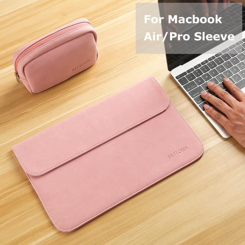 New Matte Laptop Bag for Macbook Air 13 12 Pro