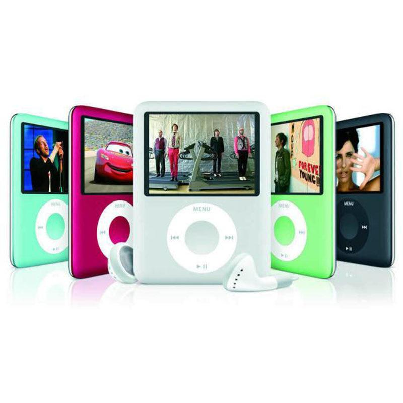 Hot High Quality Mp4 With Earphones 18Inch Screen Lcd -3577
