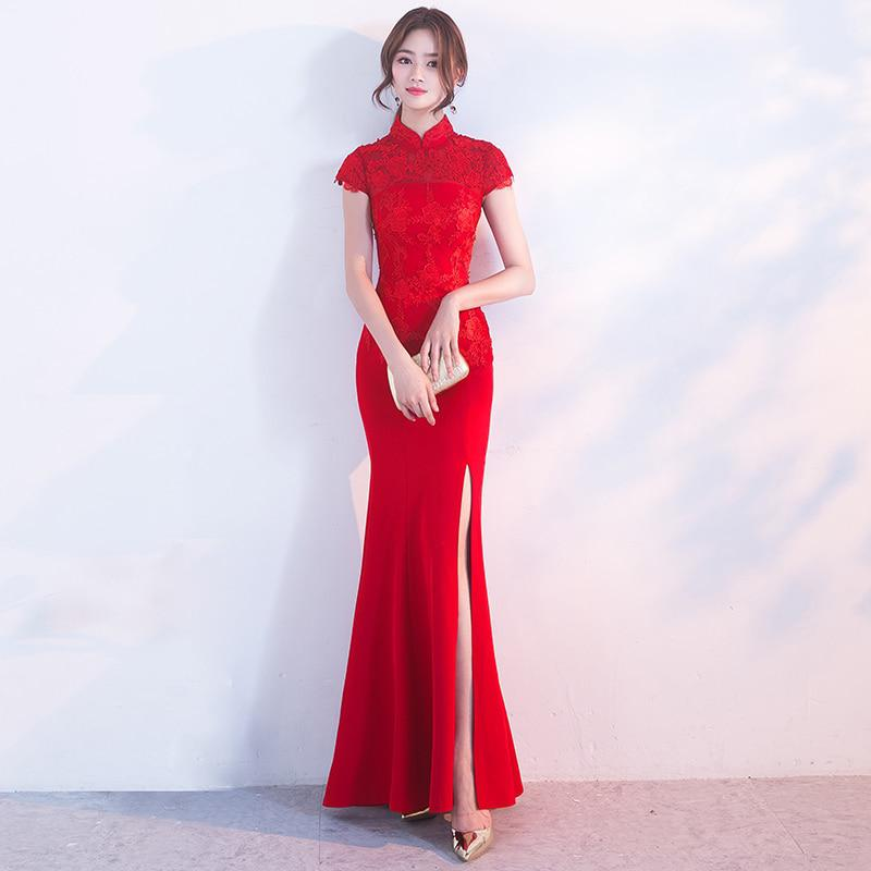 Chinese Plus Size Dresses