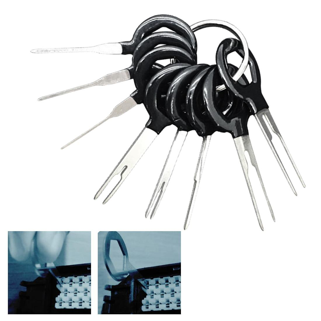Terminal Removal Tool Car Repair Tool Electrical Wiring Crimp Connector Pin  Extractor - US $1 05