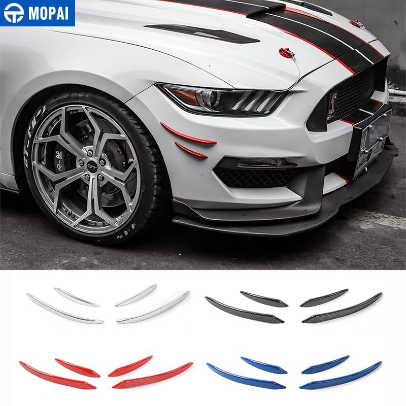 MOPAI ABS Car Stickers for Car Front Whole Body Sticker Decoration Cover -  US $16 52